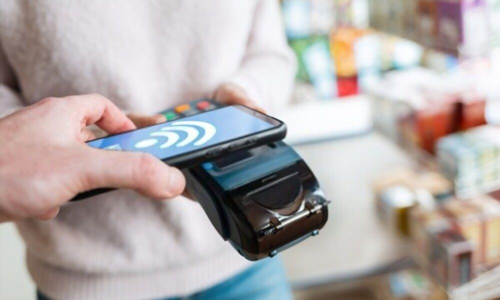 Contactless payment image